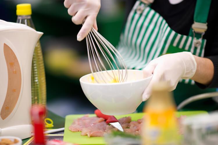 Cursos de manipulación higiénica de alimentos