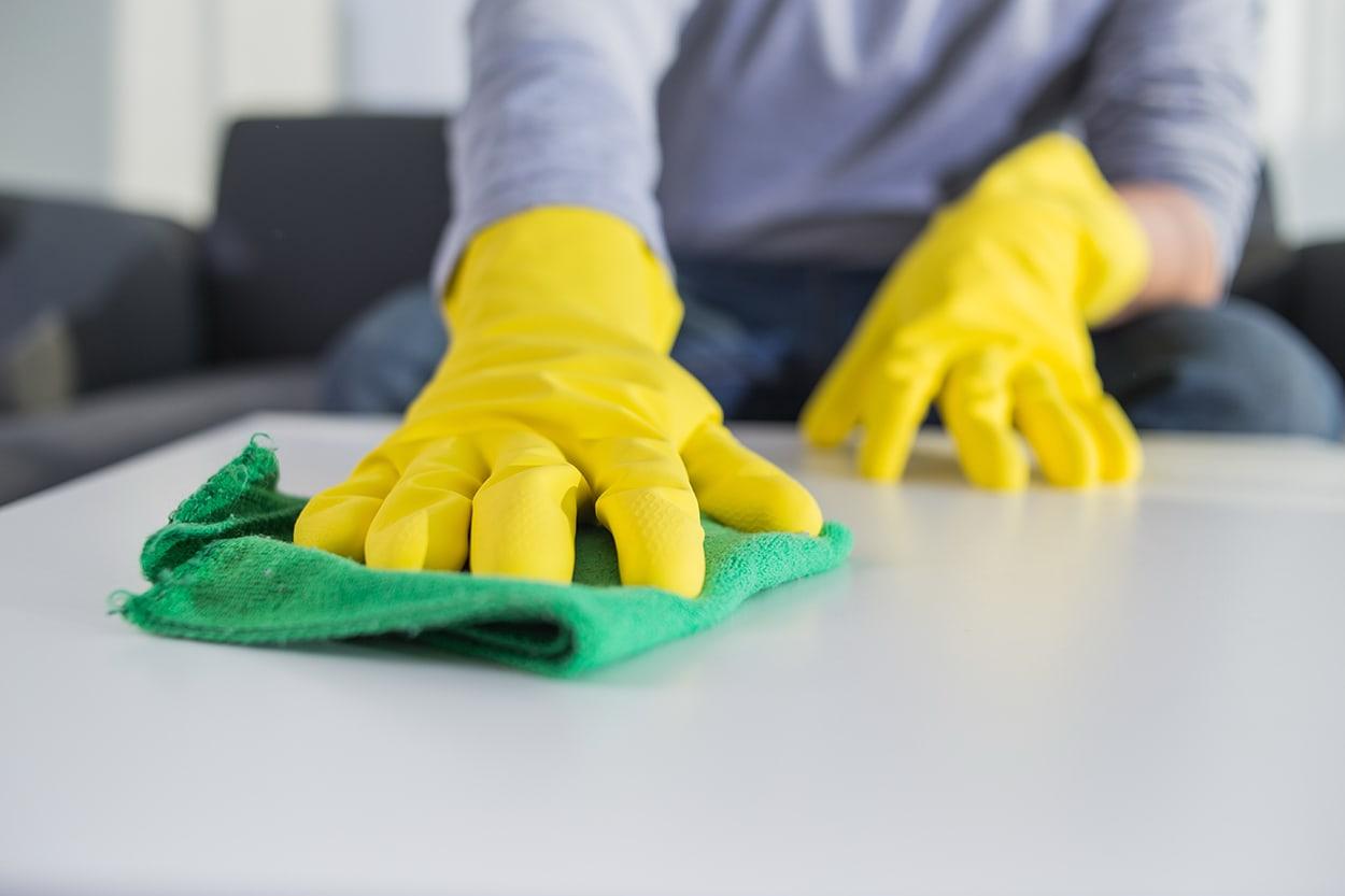 Buenas prácticas en la limpieza: